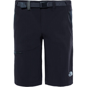 The North Face Speedlight Pantalones cortos Hombre, tnf black/tnf black